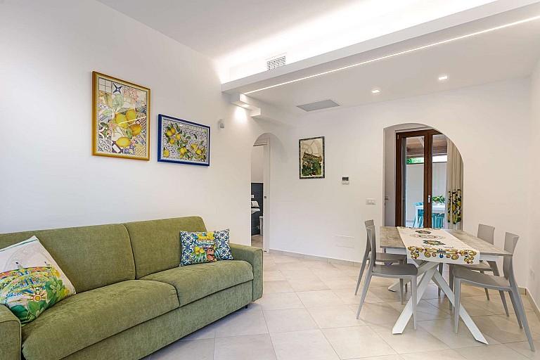 Living- Zagara Apartment