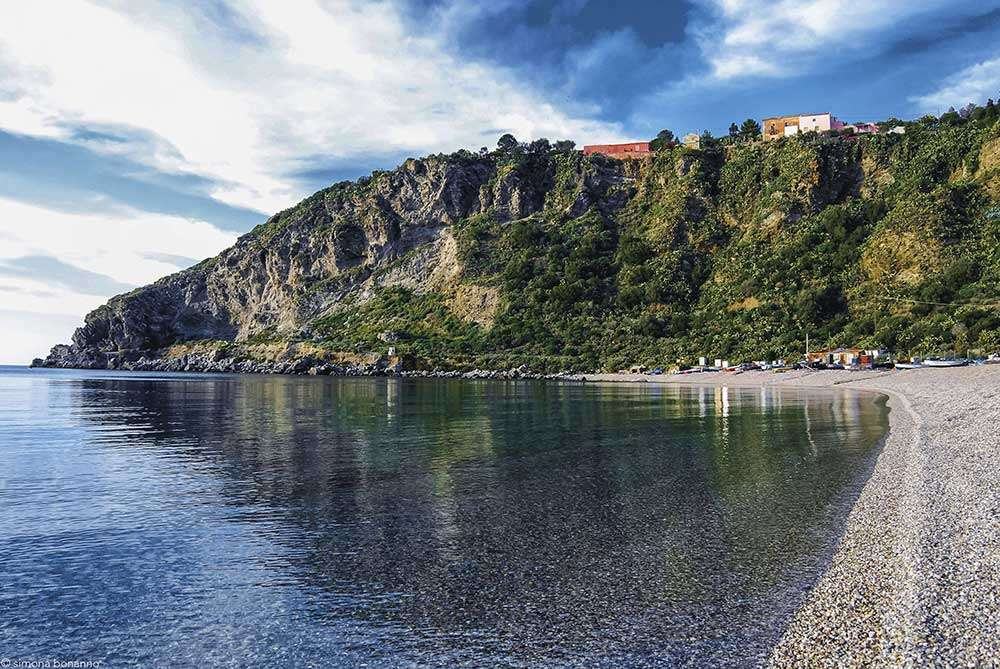 Tono bay - Milazzo, Sicily