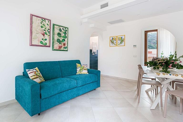 Living - Chiàppiri Apartment