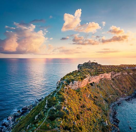 Faro - Capo Milazzo, Sicilia